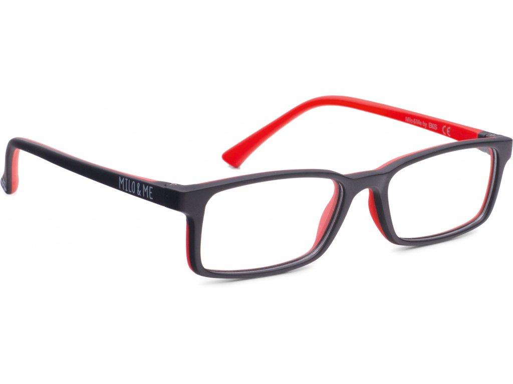 MILO&ME - 85021 13 - BLACK/RED