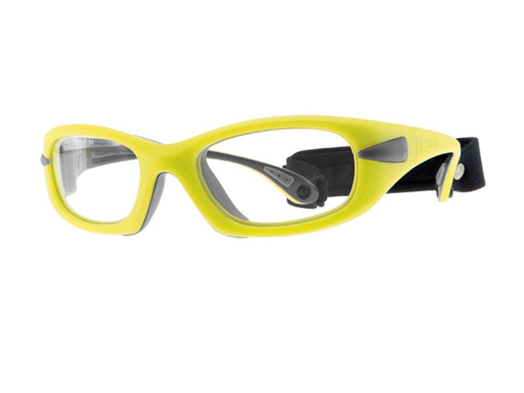 progear eyeguard new yellow