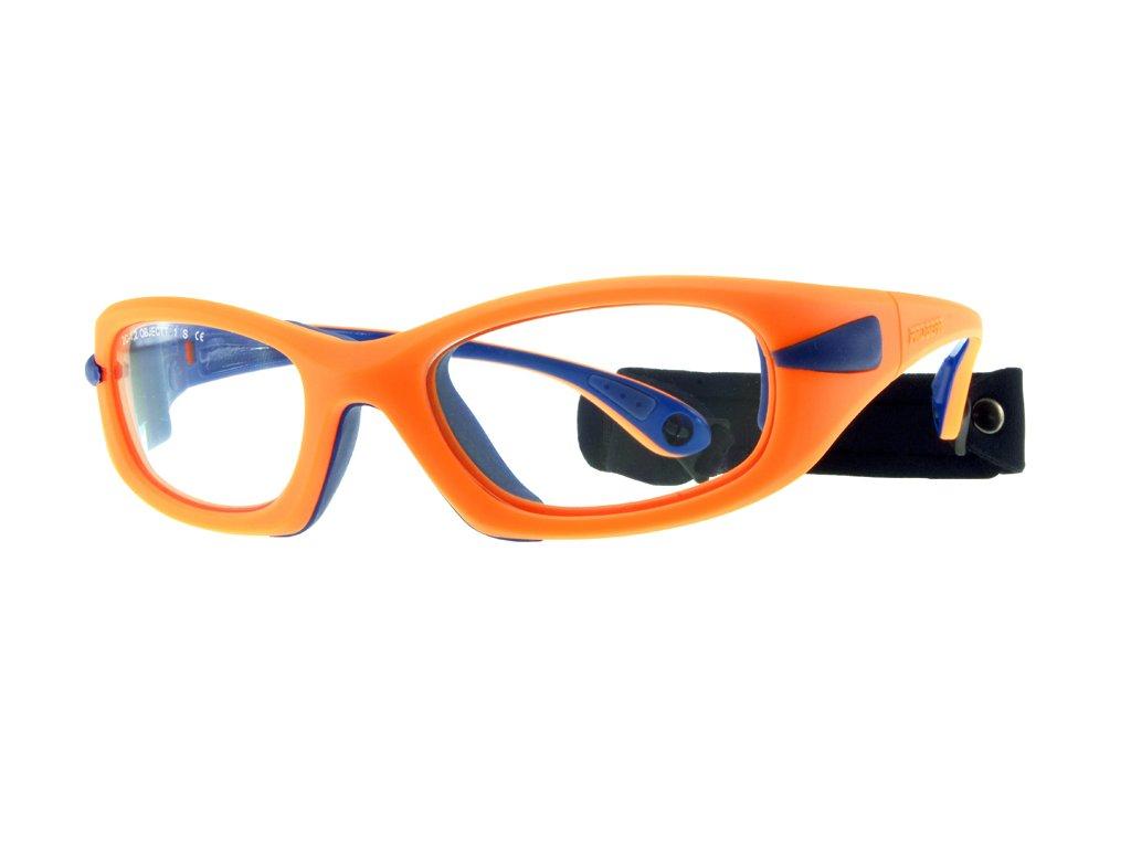 progear eyeguard new orange