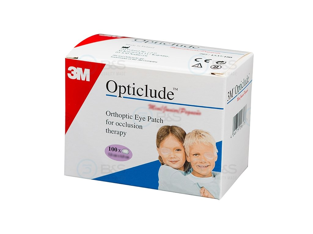 3M Opticlude naplastovy okluzor