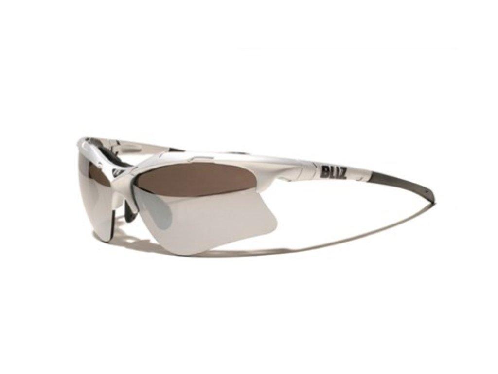 bliz pursuit xt metallic silver (905451)