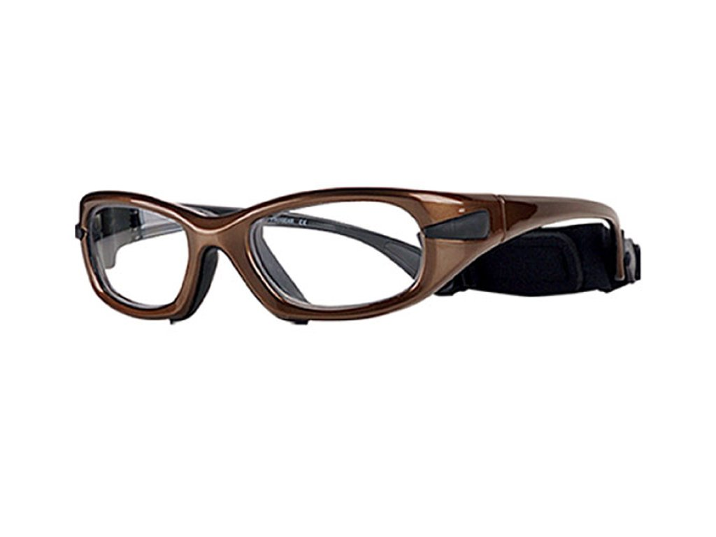 progear eyeguard egl shiny metallic brown (1030 7)