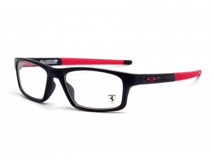 oakley crosslink pitch matte black 8037 1554