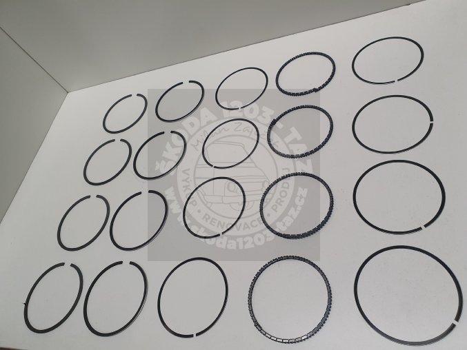 Sada pístních kroužků TAZ 1500
