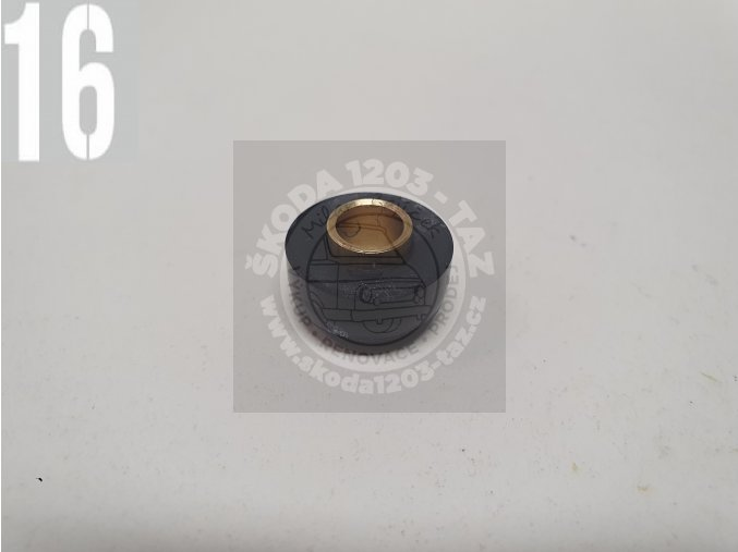 Těsnění gumové s trubičkou