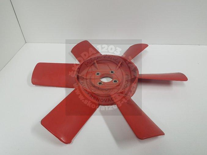 Vrtule chlazení - nový typ