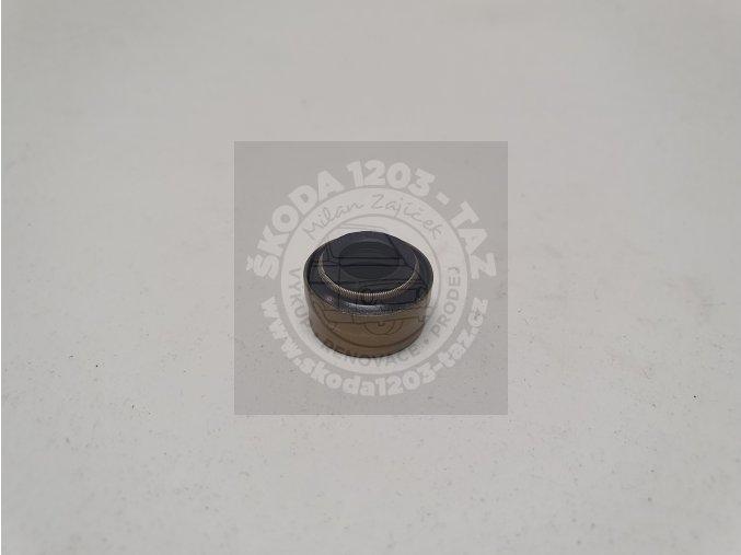 Gufero vodítka ventilu
