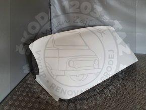 Laminátový střešní spoiler/štít na kabinu – valník