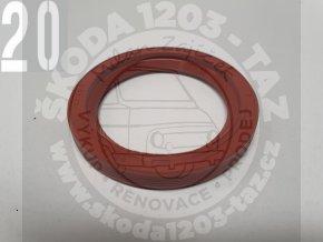 Kroužek těsnící G 42x56x7