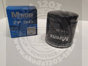 Olejový filtr - plnoprůtokový