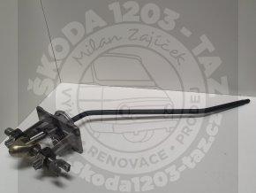 Konzole / kulisa s pákou řazení 5° - úplná Použitý díl / oprava - VRATNÝ DÍL