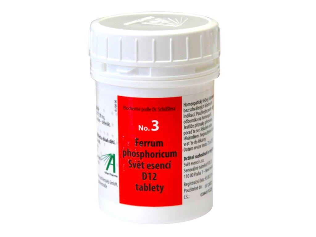 no3.Ferrum Phosphoricum