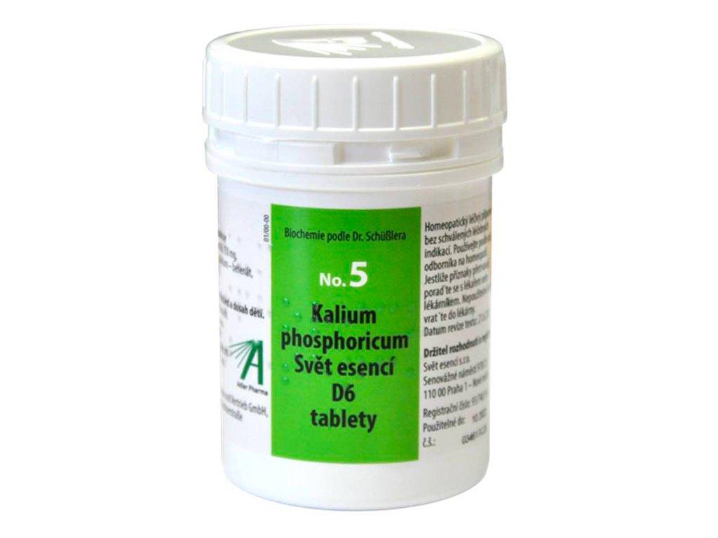No.5 Kalium phosphoricum