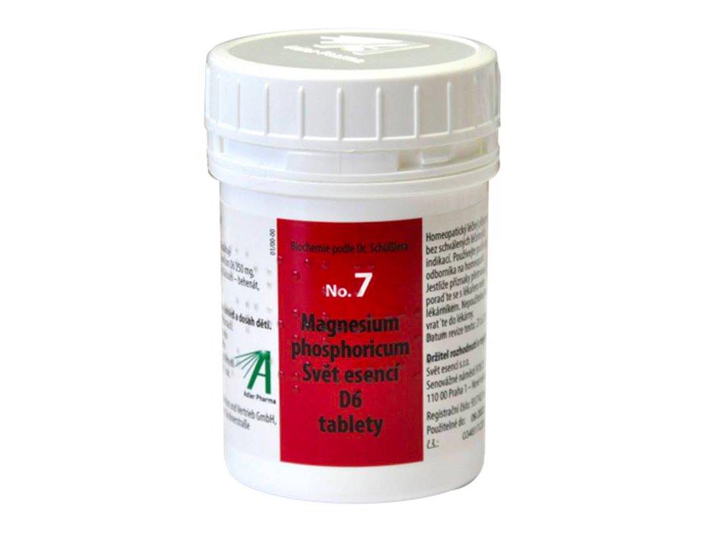 No.7 Magnesium phosphoricum