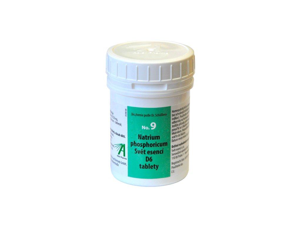 No.9 Natrium phosphoricum