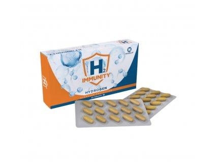 H2 Immunity® 30 tablet | Molekulární vodík®