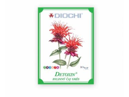 Detoxin čaj - vzorek