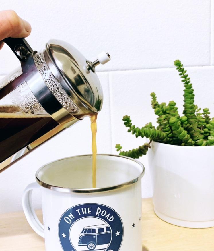 Domácí příprava kávy, díl 2. - French press
