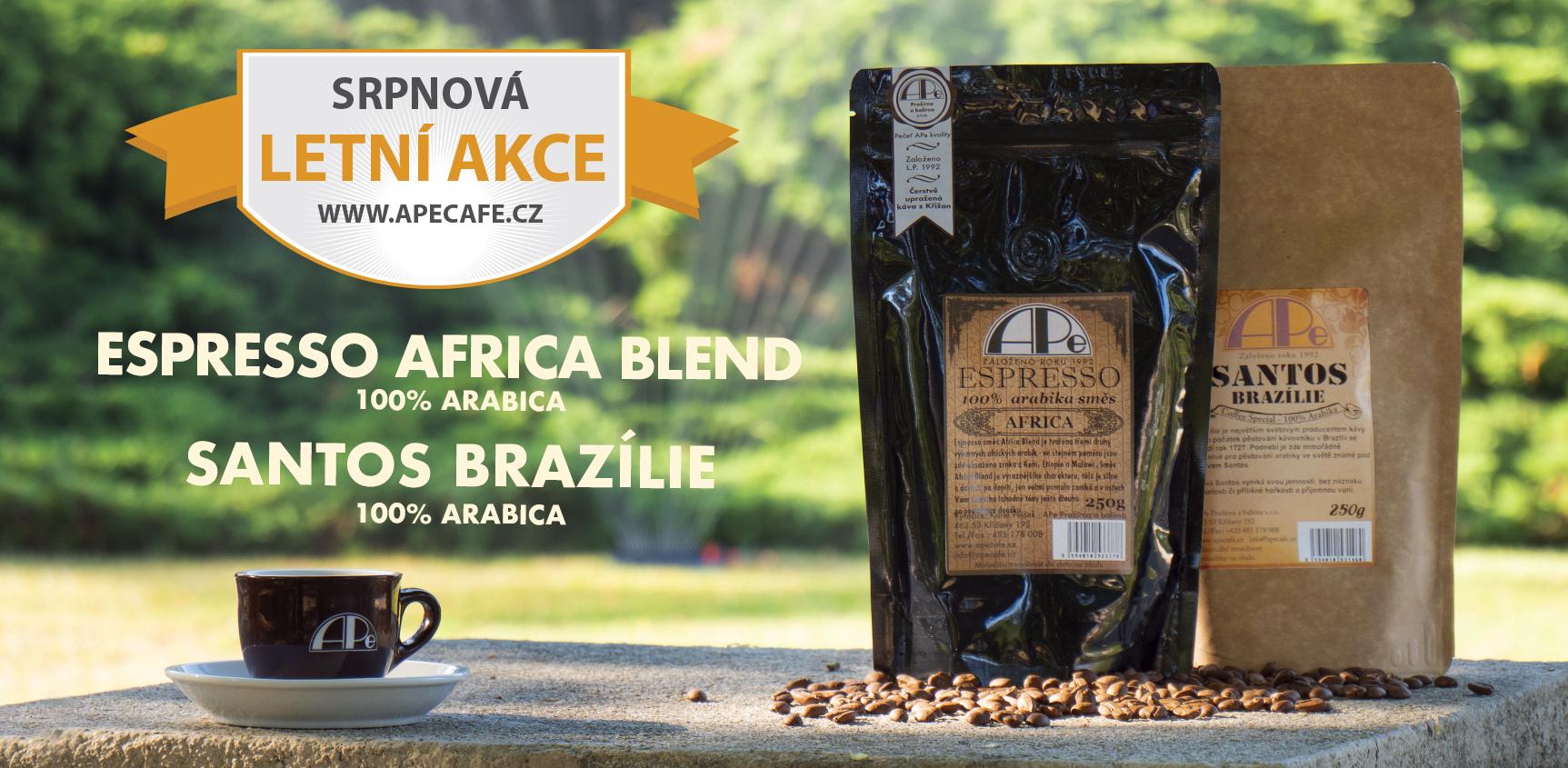Akční ceny na naše kávy