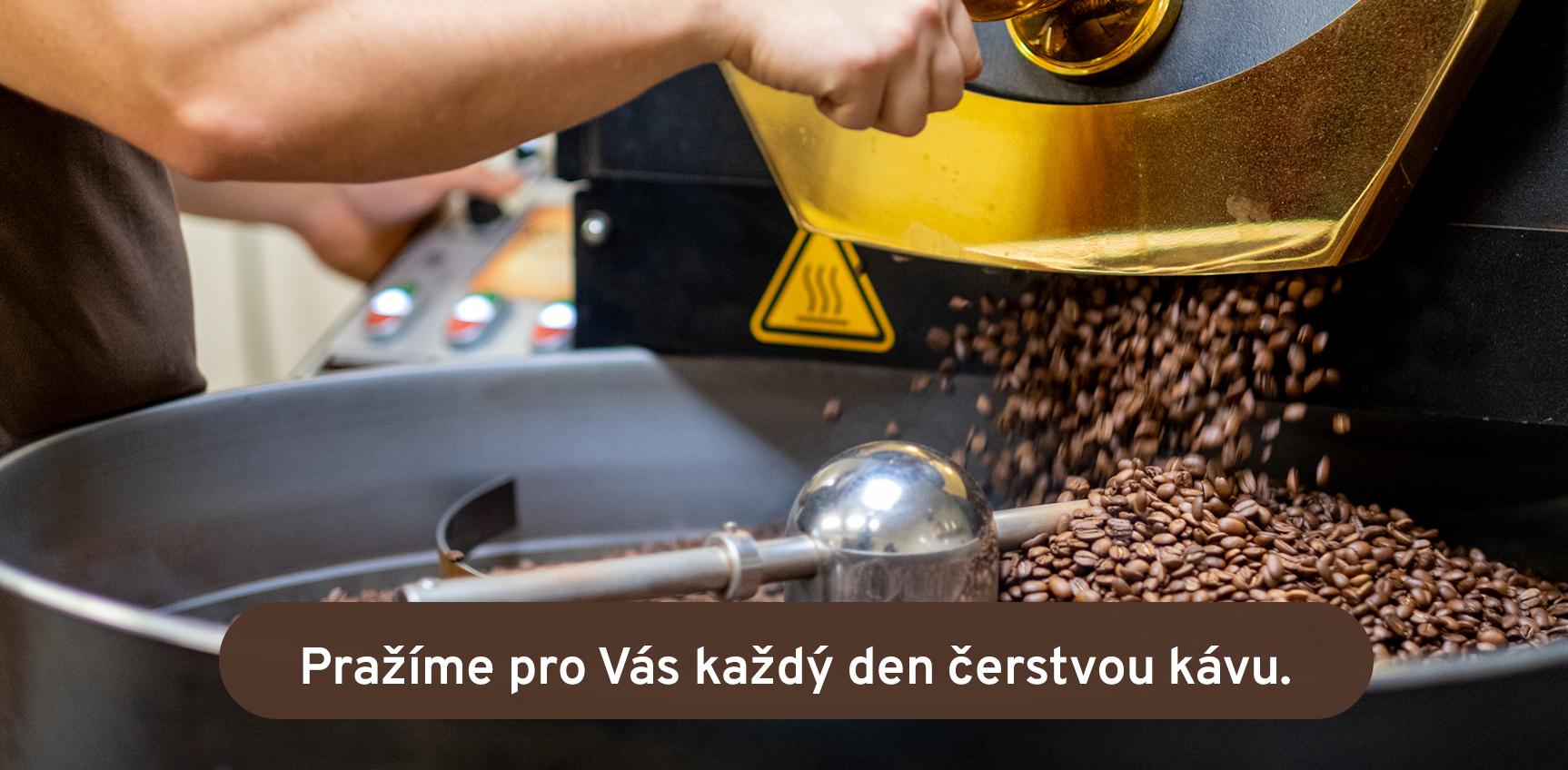 Pražírna kávy