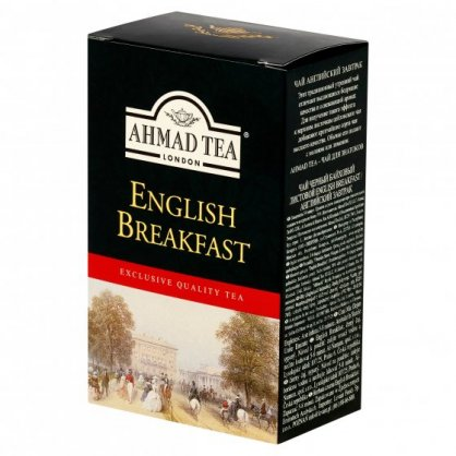 ahmad english breakfast sypany