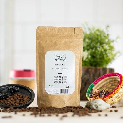 Káva Malawi - Rain Forest Alliance