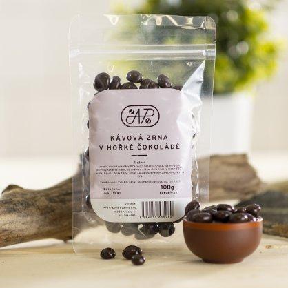 kavova zrna v horske cokolade 2315