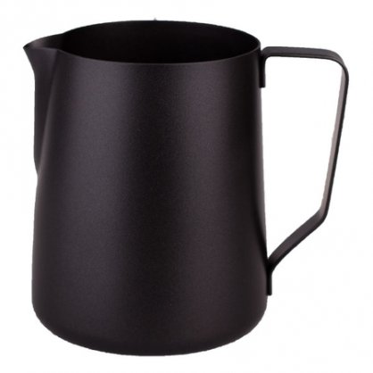 rhinowares milk pitcher black 950ml