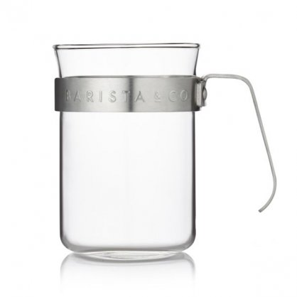 barista co electric steel cups