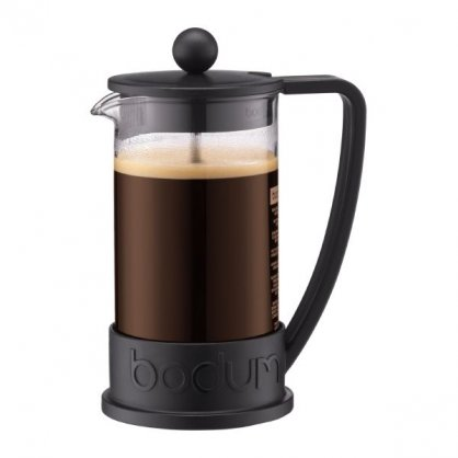 bodum brazil black 350ml