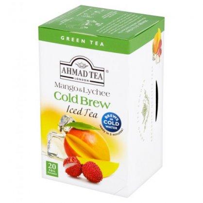 ahmad ledový čaj mango liči