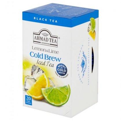 ahmad ledovy caj limetka citron