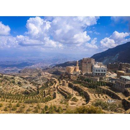 Sprudge YemeniCoffee EvanGilman yemen landscape.02