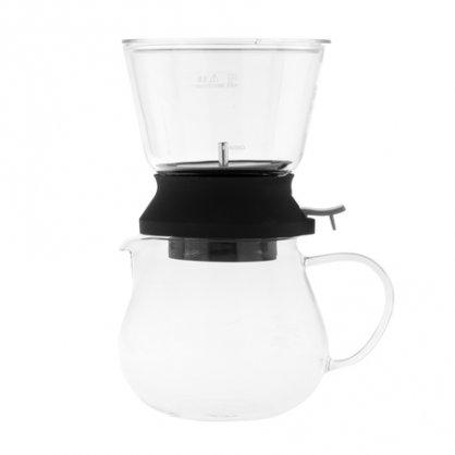 hario largo 35 tea dripper set