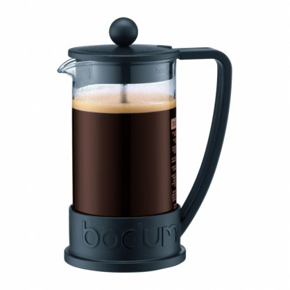 french press bodum brazil 8 salku cerny
