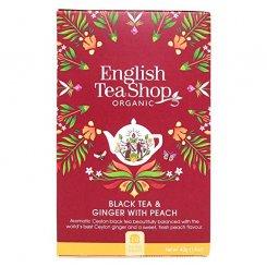 english tea shop black tea peach ginger