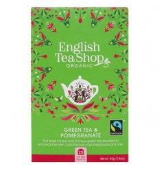 english tea shop green tea pomegranate