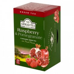 ahmad green tea raspberry pomegranate