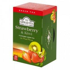 ahmad green tea starwberry kiwi
