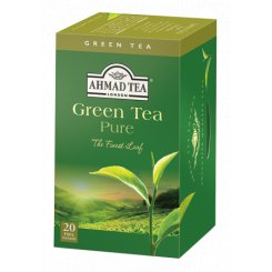 ahmad green tea pure