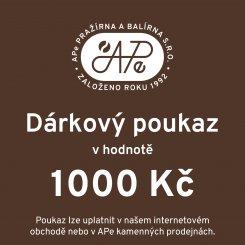 6239 darkovy poukaz 1000 kc