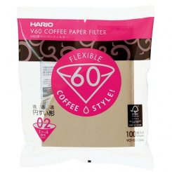 hario filter 02 brown
