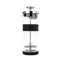 barista co milk frother electric steel