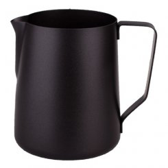 rhinowares milk pitcher black 950ml