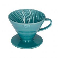 hario turquoise dripper4