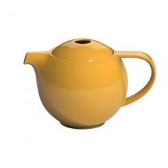 loveramics teapot 400ml yellow