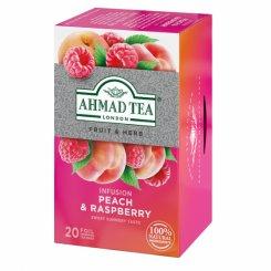 Ahmad tea malina s broskví 2