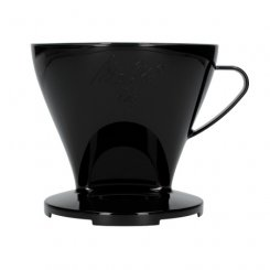 melitta dripper plast BLACK 1x4