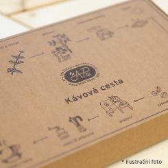 Dárková krabička APe - Kávová cesta dle vlastního výběru