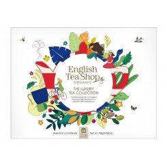 Čaj English Tea Shop - Luxusní papírová kolekce 96 g, 48 sáčků, bio